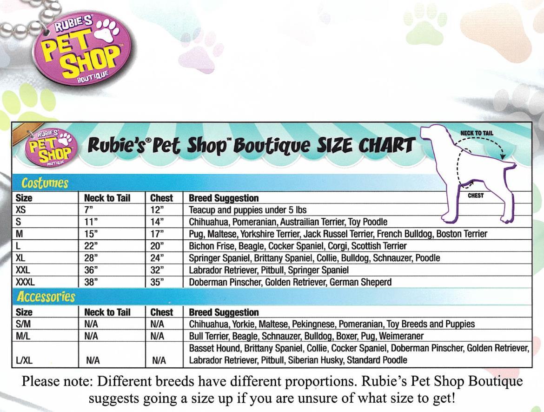 pet-size-chart
