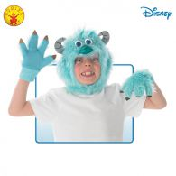 SULLY HEADPIECE AND GLOVES