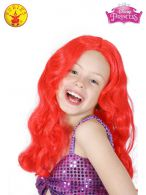 ARIEL LITTLE MERMAID WIG - CHILD