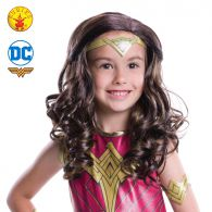 WONDER WOMAN WIG - CHILD