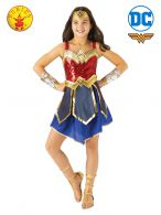 WONDER WOMAN 1984 DELUXE COSTUME - SIZE 3-5
