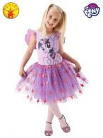 TWILIGHT SPARKLE MLP COSTUME - SIZE 3-5